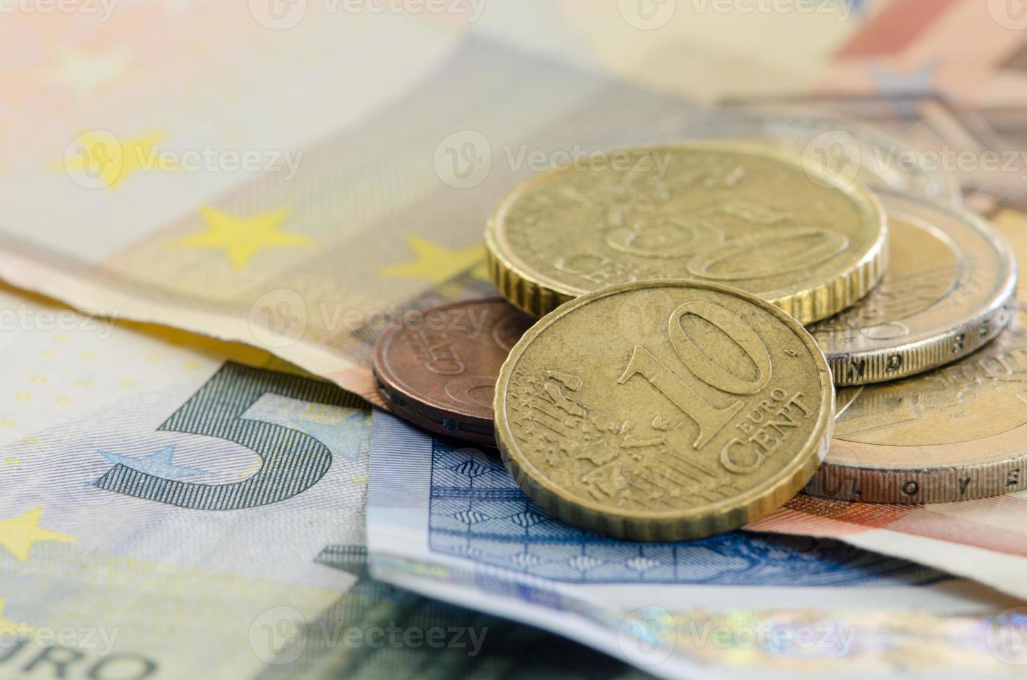 monete e banconote foto