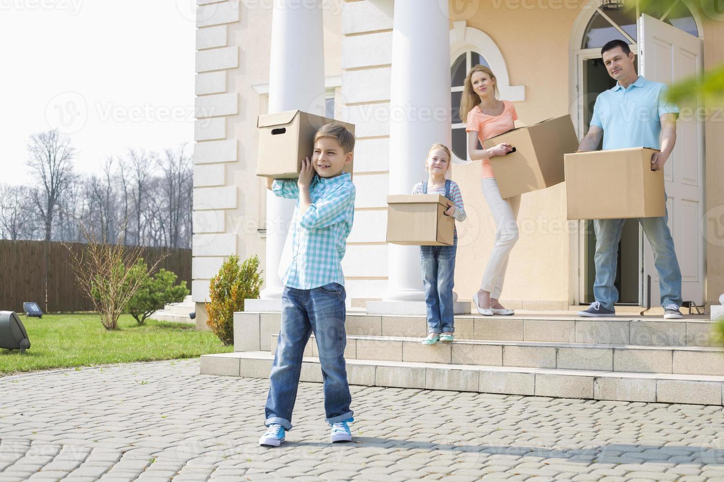 trasferirsi a casa foto