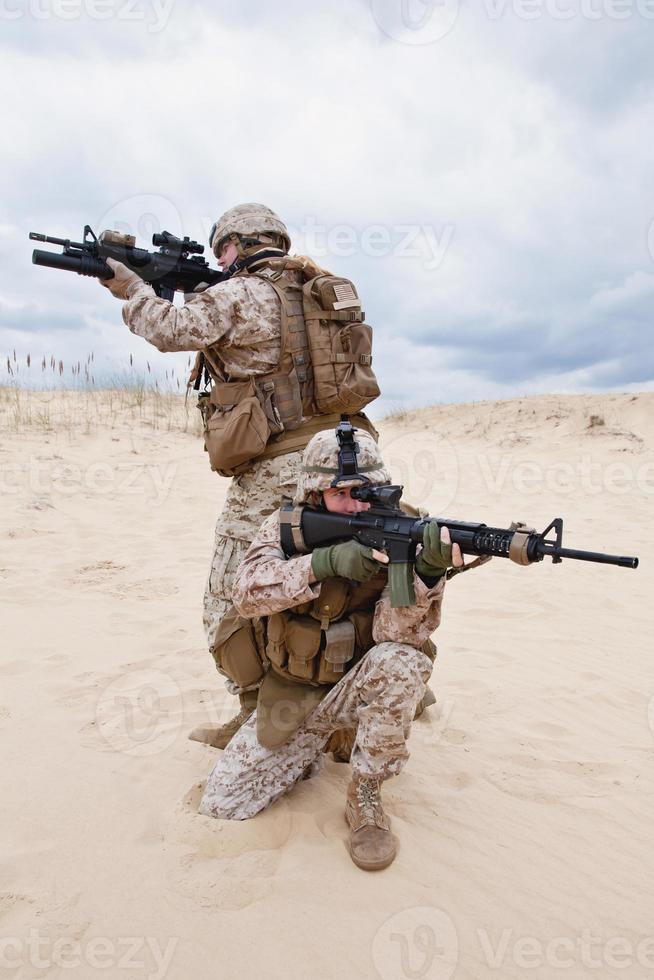 noi marines foto