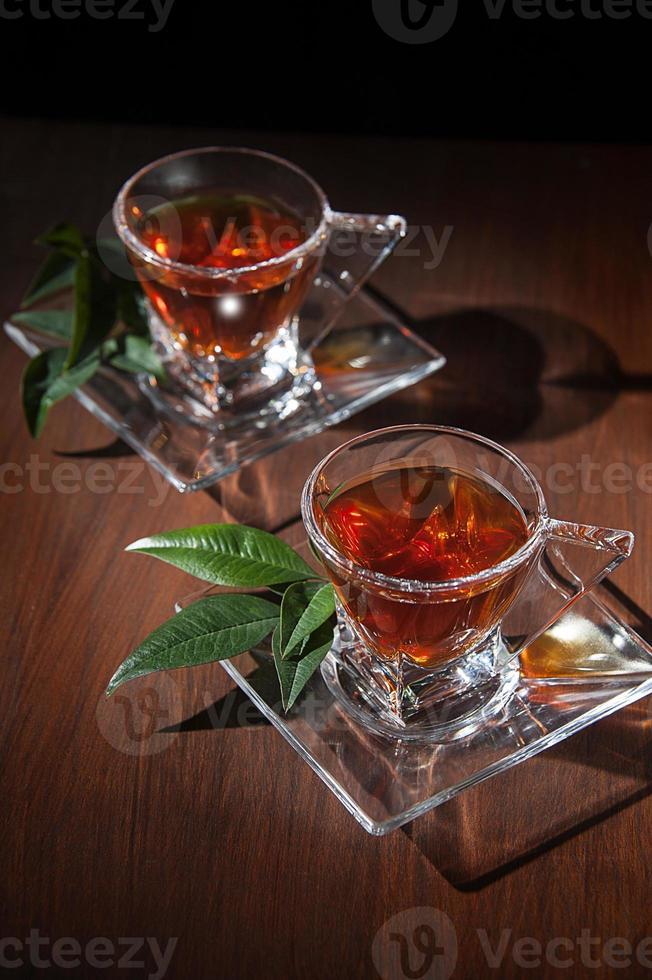 tazze da tè foto