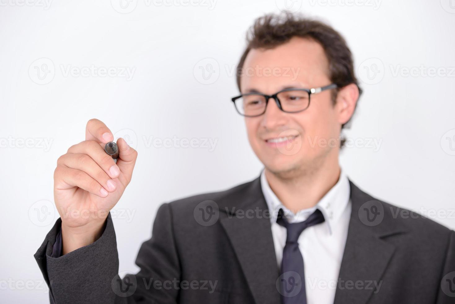 uomo d'affari foto