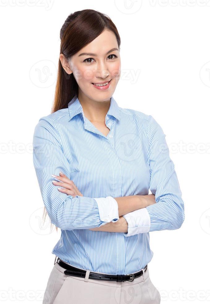 donna d'affari foto