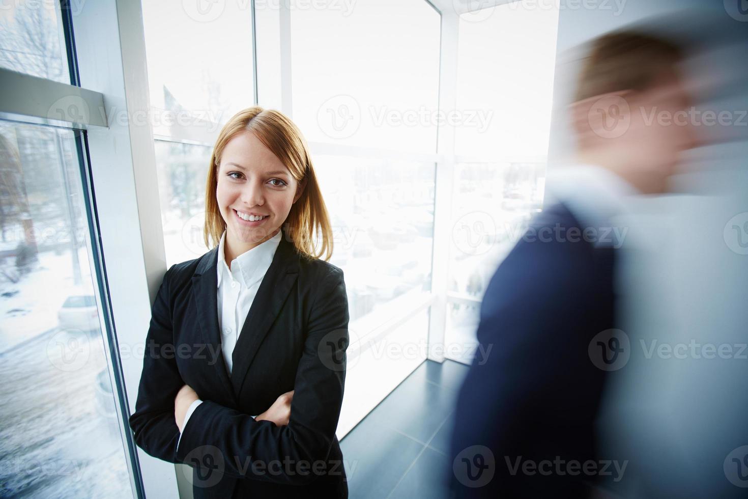imprenditrice in carica foto