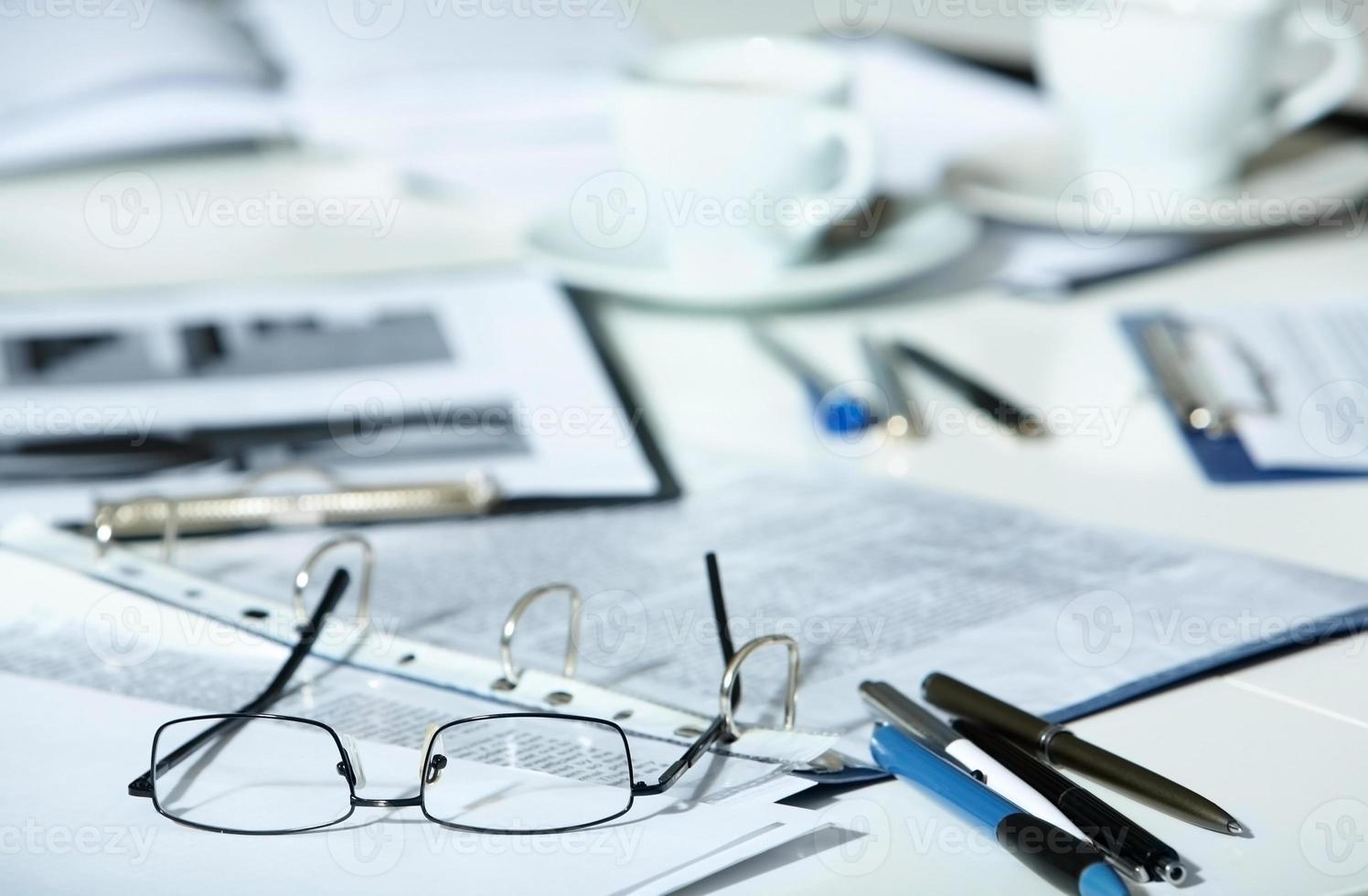 oggetti business foto