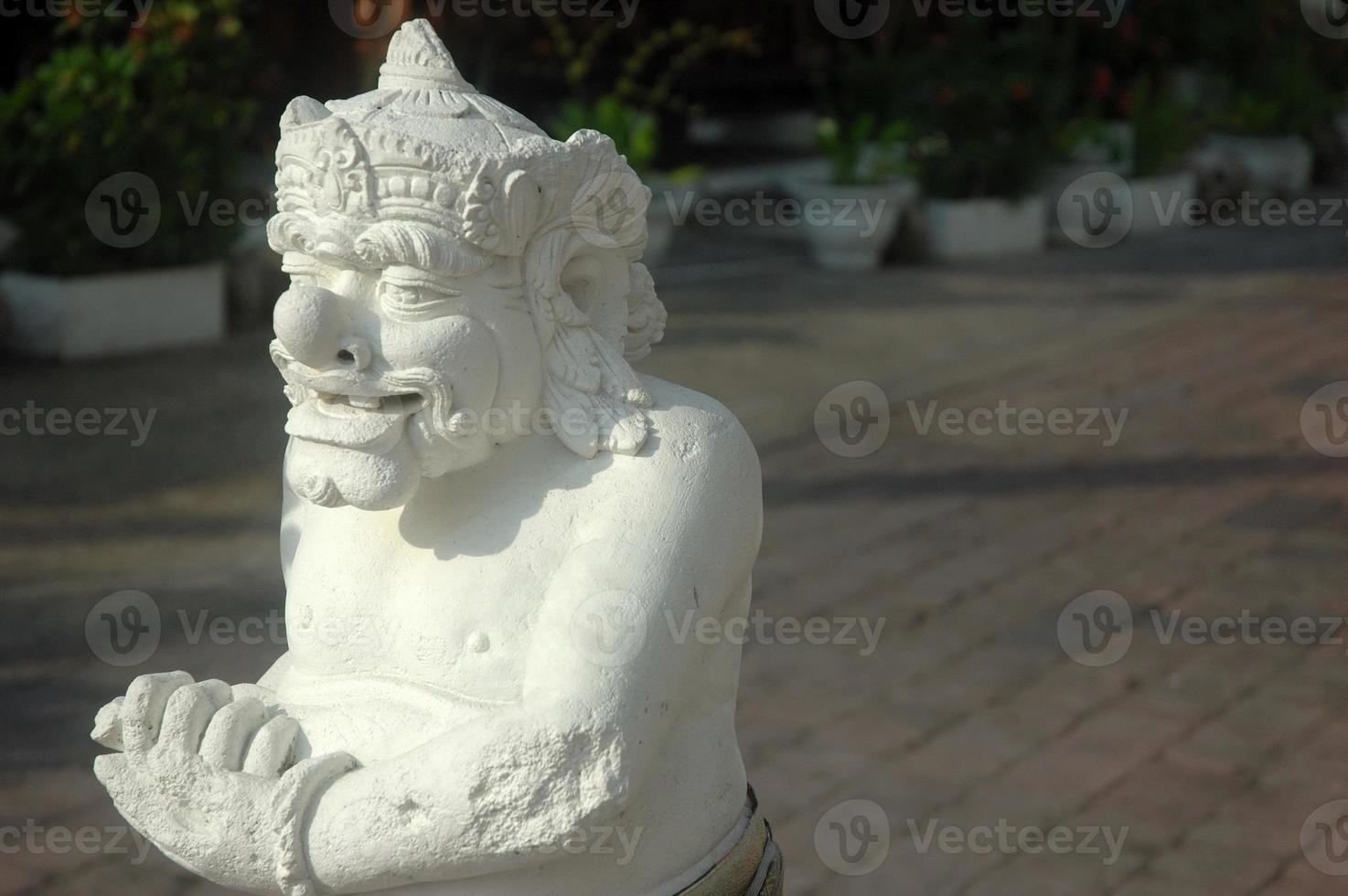 statua balinese foto