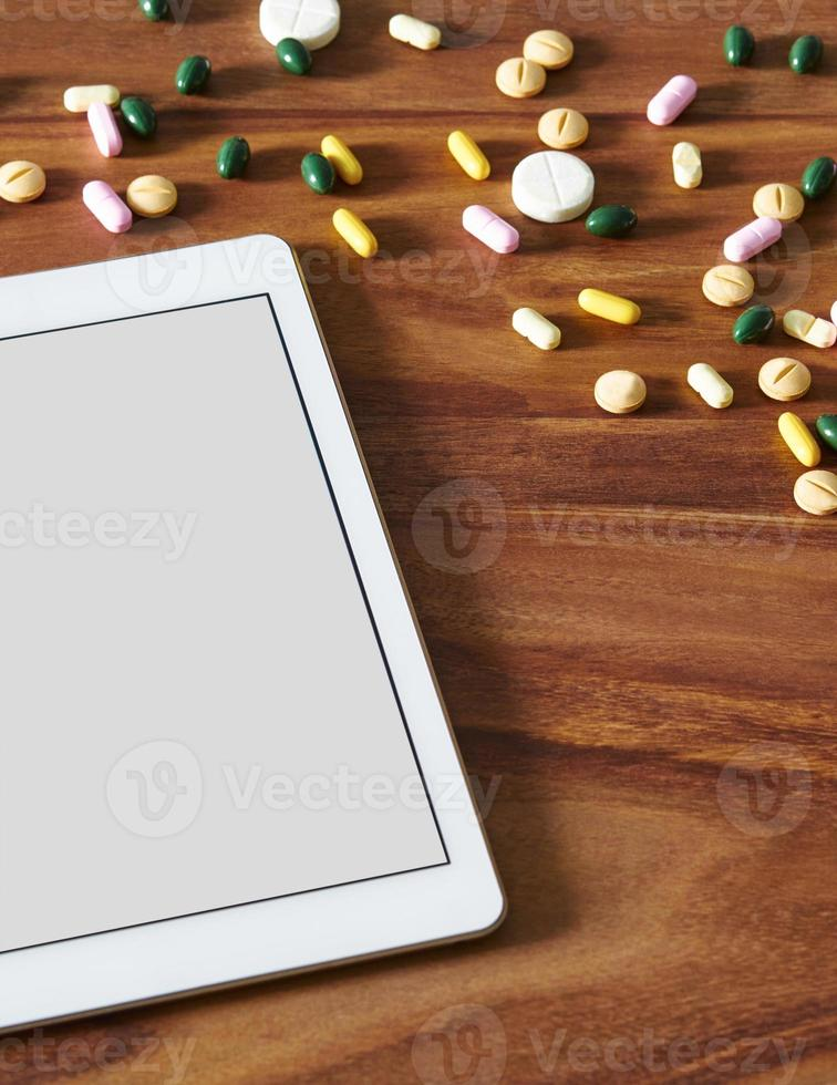 tablet, tablet, trading online foto