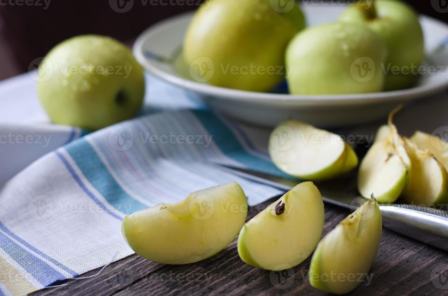 gruppo di mele foto
