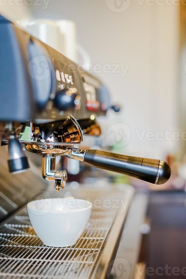 macchina per il caffè foto