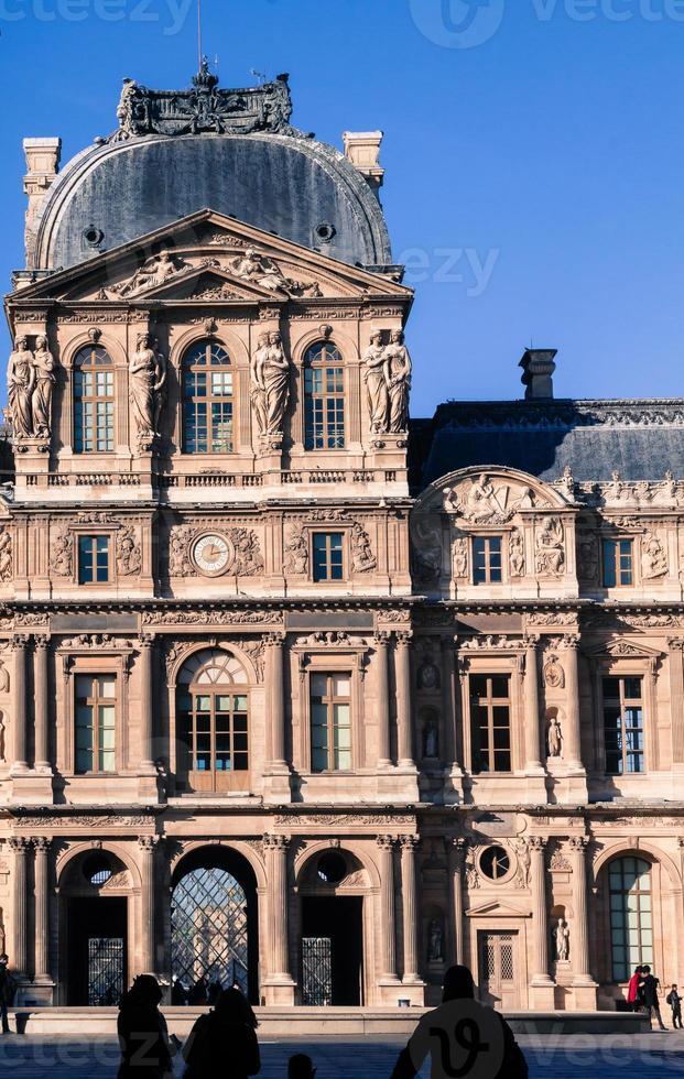Louvre, Parigi foto