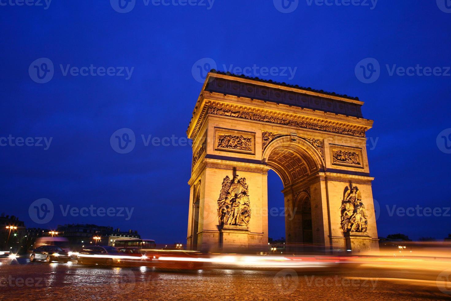 Parigi etoile foto