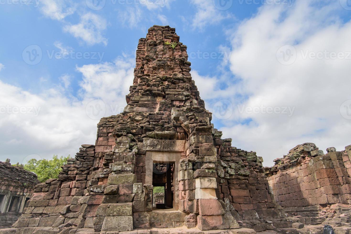 templi e cultura asiatici del parco storico antico foto