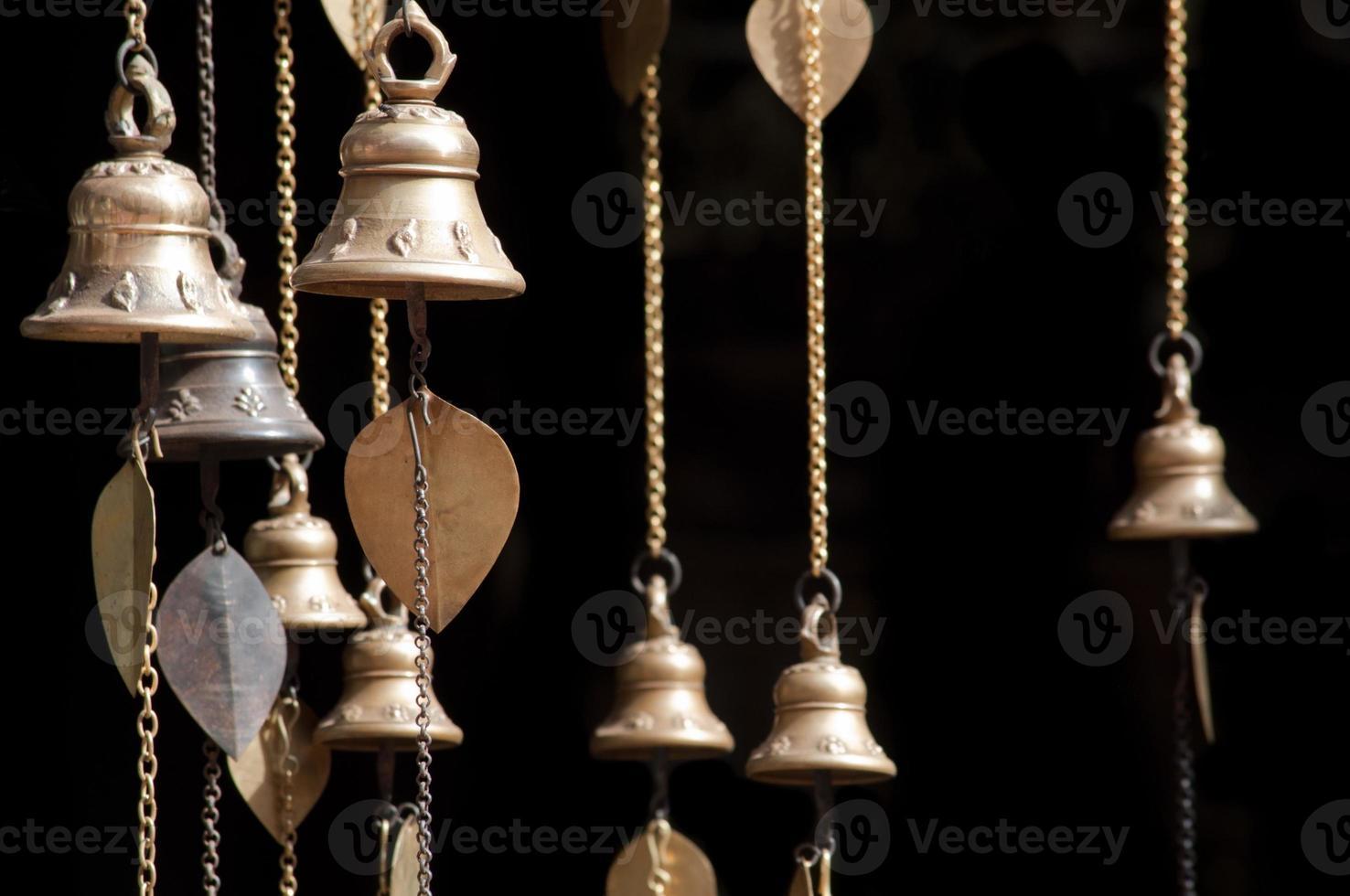 campanellini per templi foto