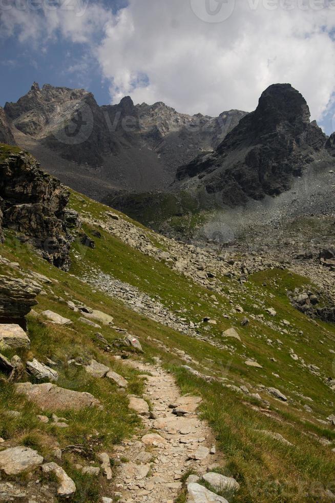 escursioni nelle Alpi foto