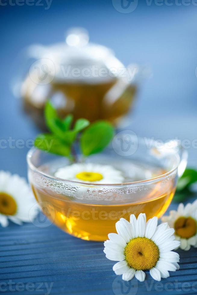 tè alla camomilla foto