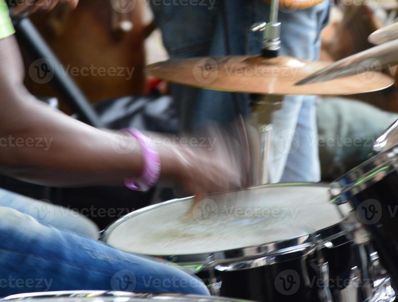 batterista foto
