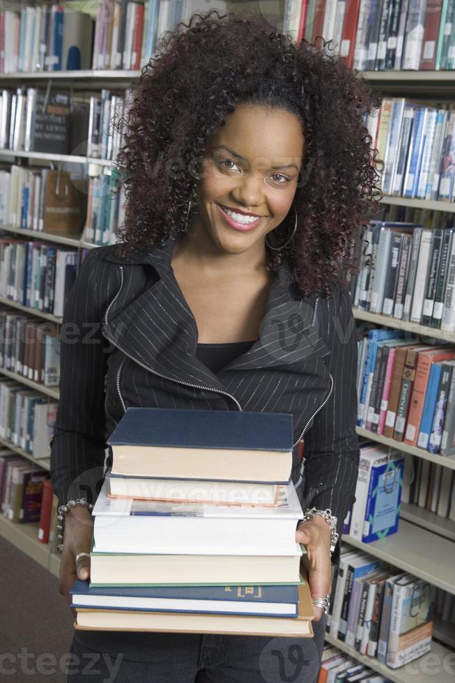 giovane donna ambiziosa foto