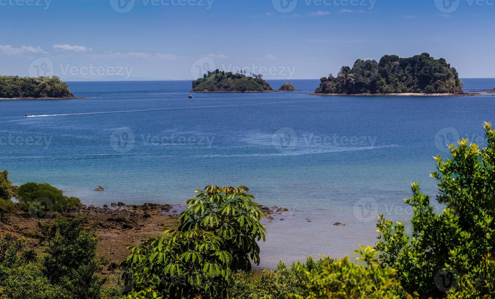 isole tropicali del Pacifico foto