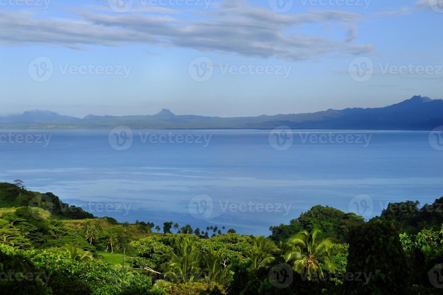 Baia di Savusavu, Vanua Levu Island, Figi foto