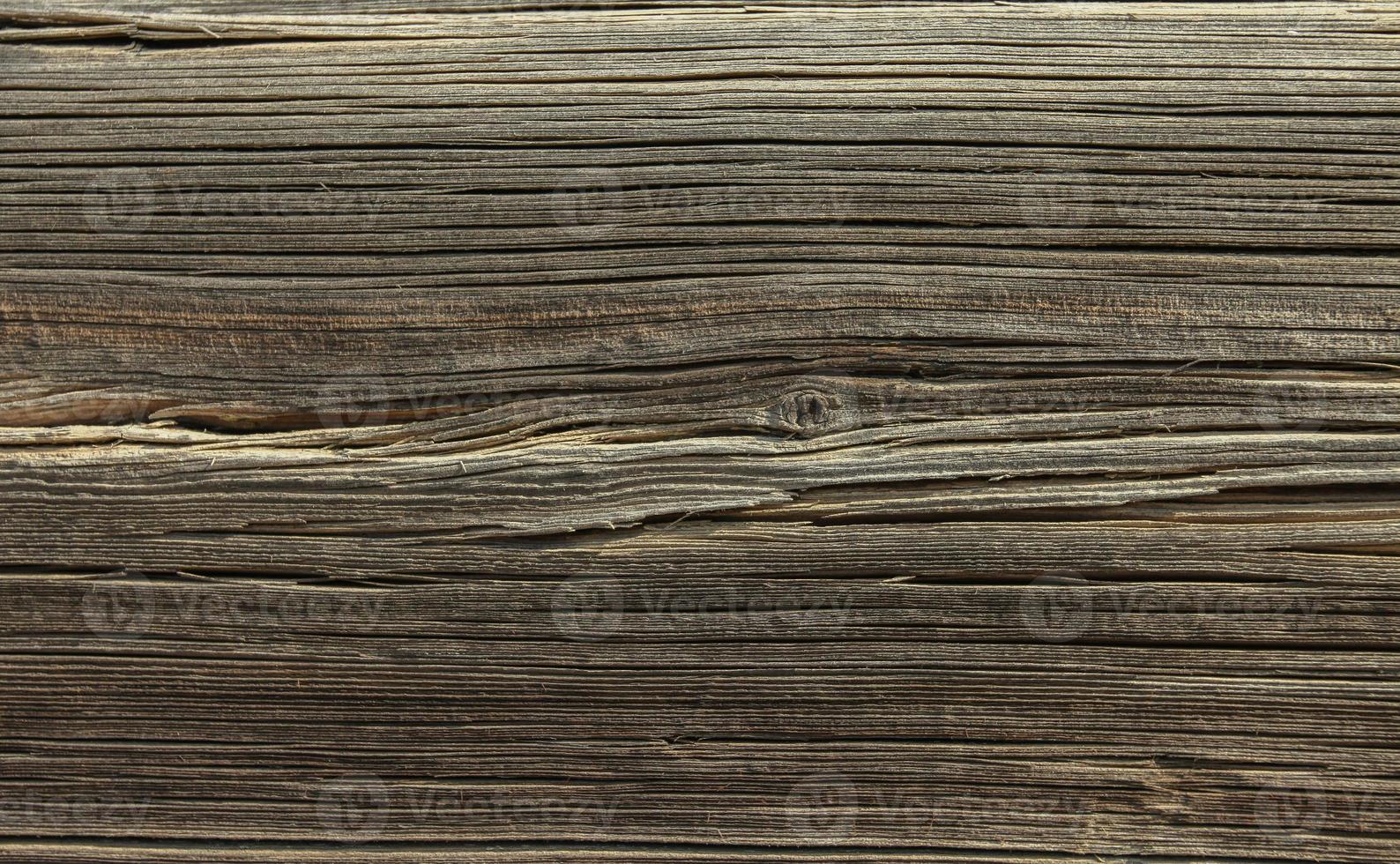 vecchio sfondo di pannelli di legno foto