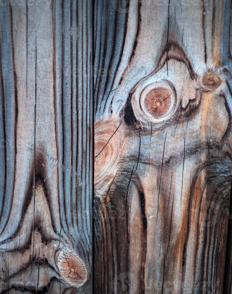vecchia struttura di legno. vecchi pannelli di sfondo foto