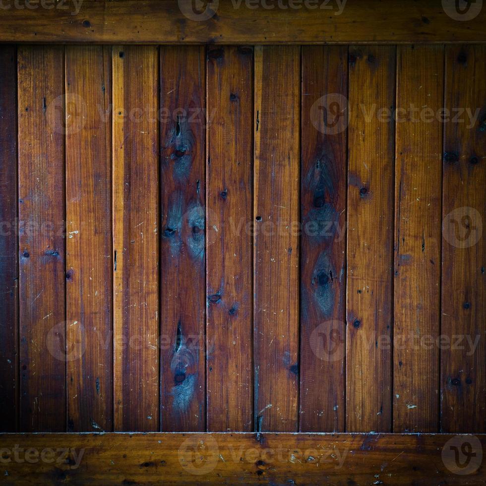 sfondo di legno vecchio foto
