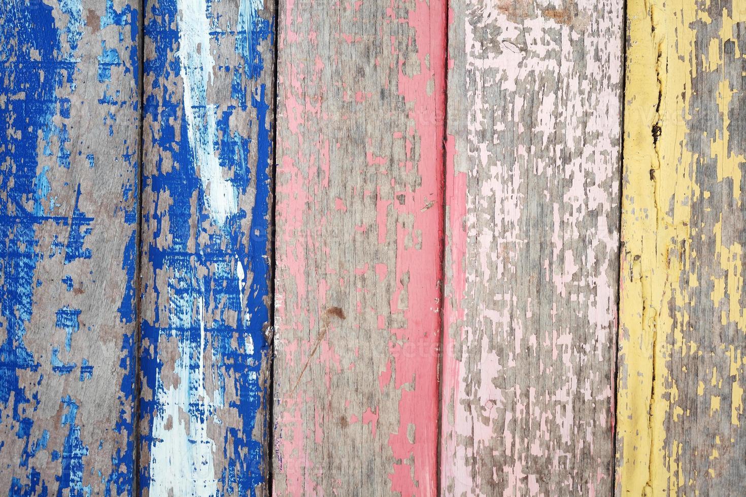 pannello di peeling grunge come sfondo. foto