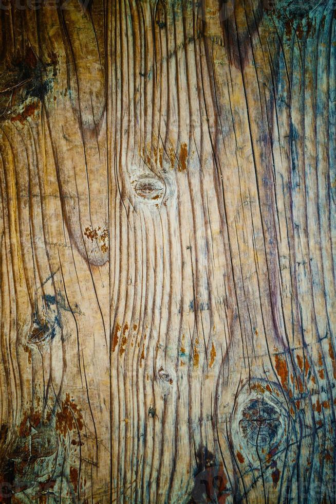 struttura di legno di quercia foto