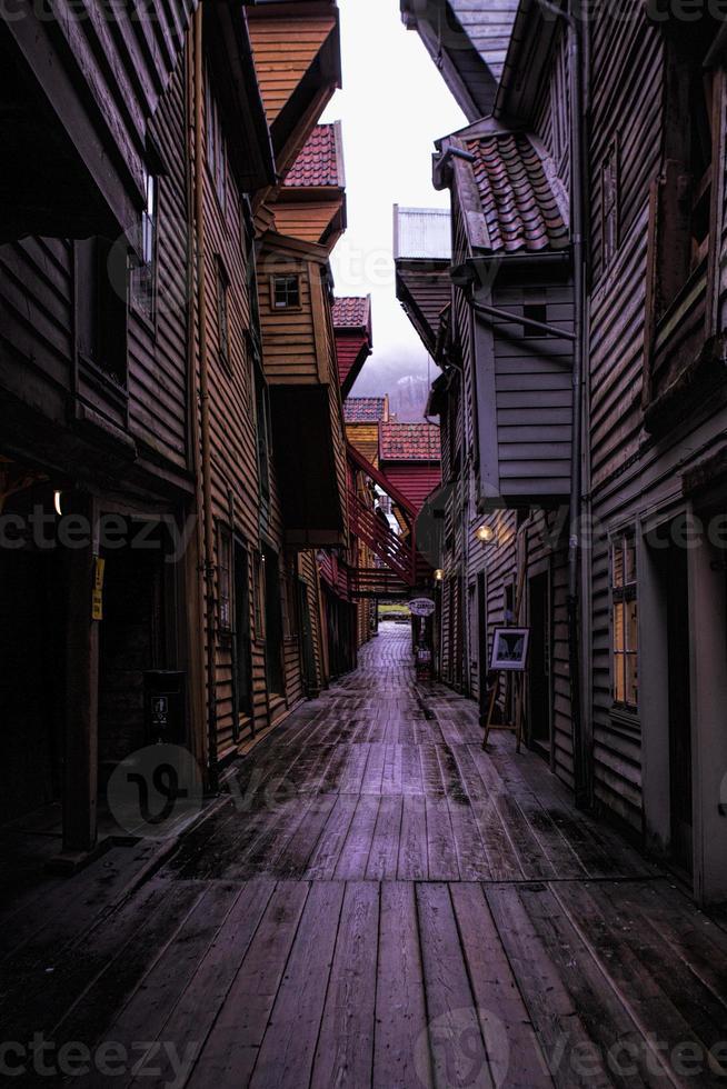 vicolo norvegese foto