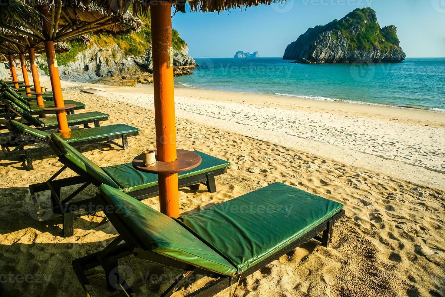 resort tropicale foto