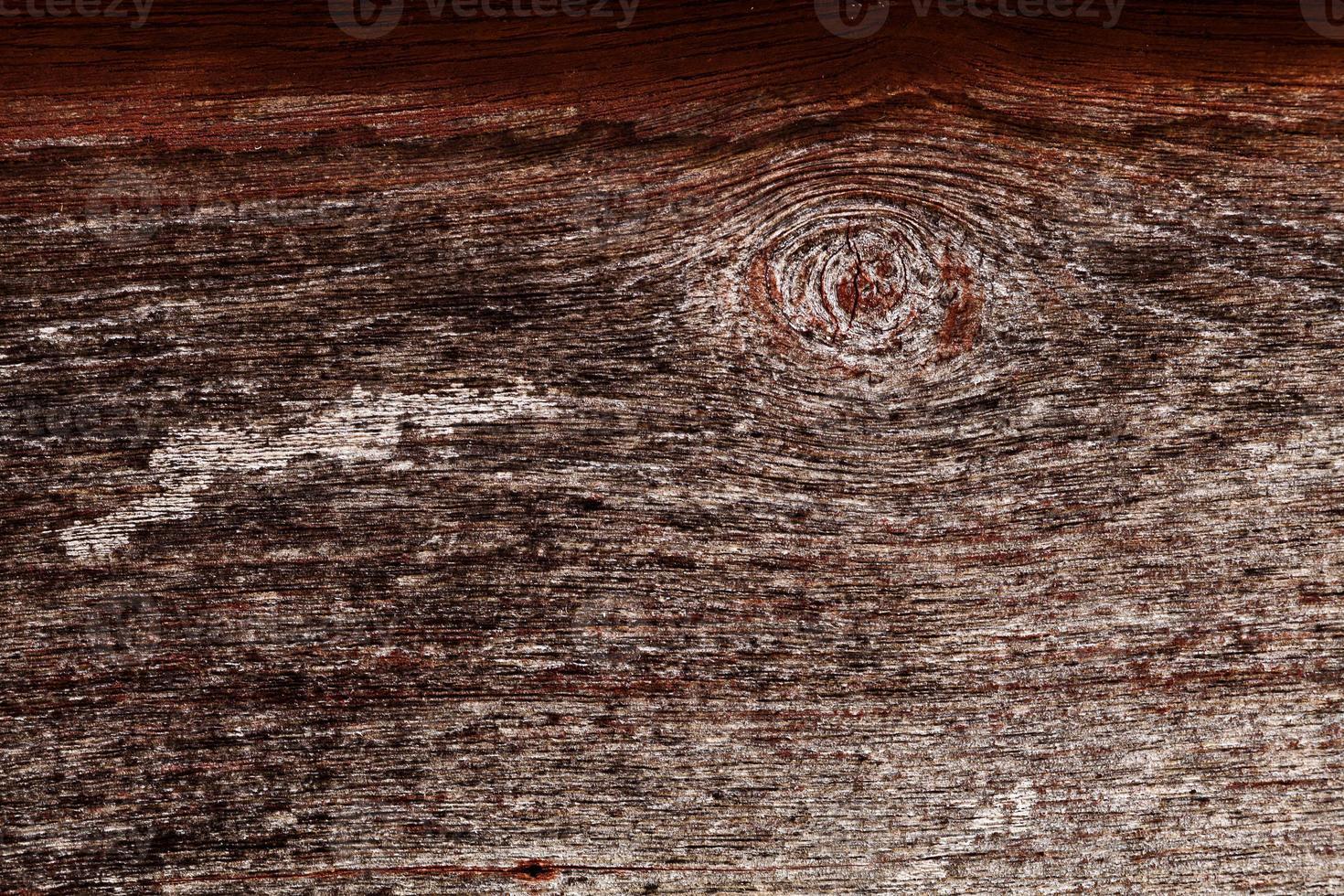 fondo o struttura di legno del bordo della plancia foto