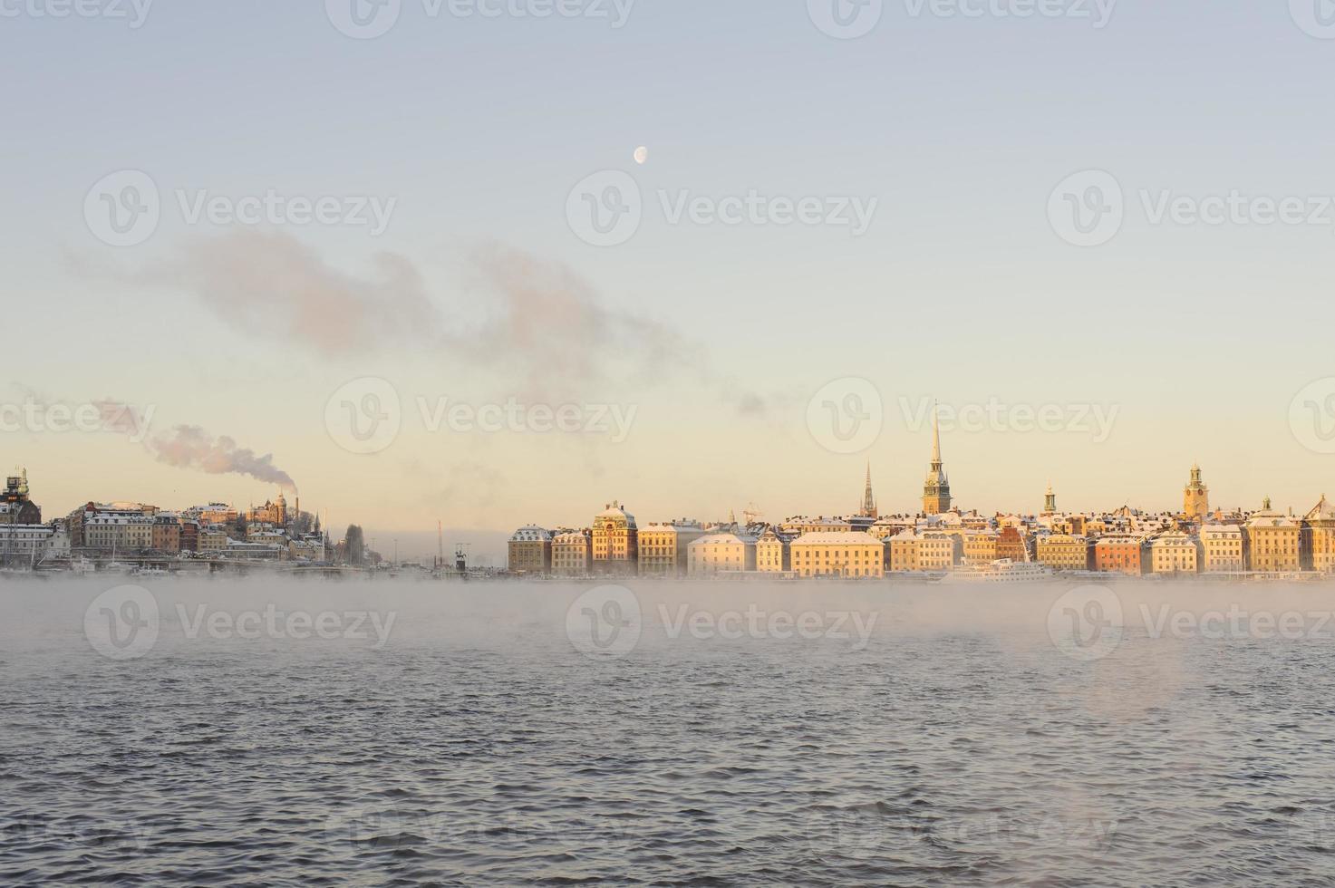 centro storico di Stoccolma foto