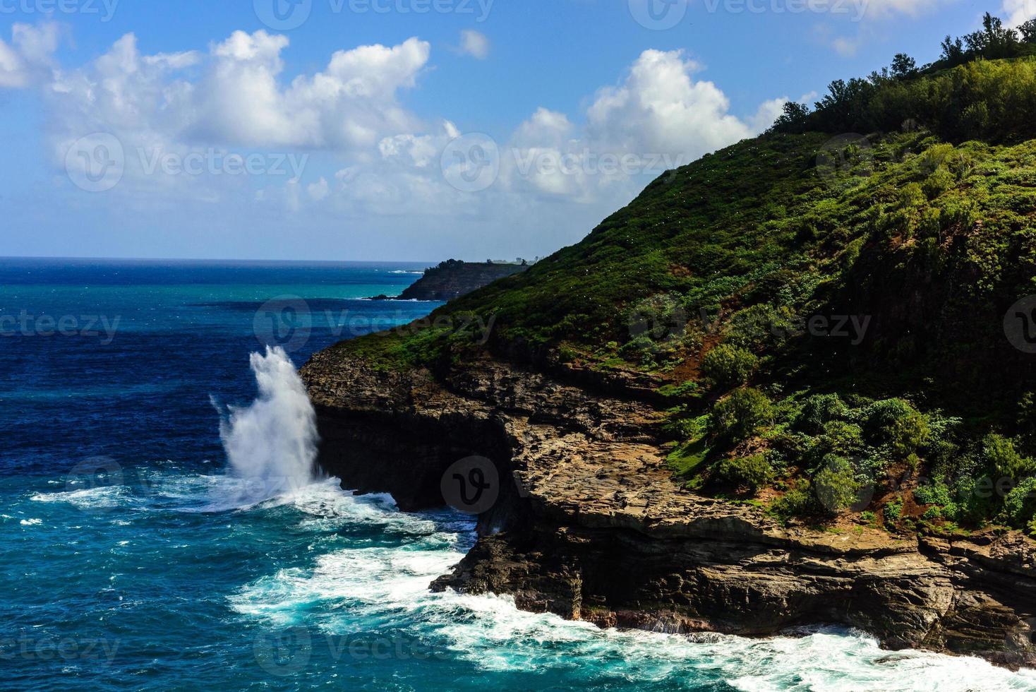 punto di Kilauea foto