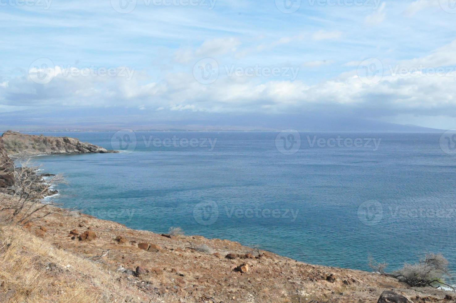maui in hawaii foto