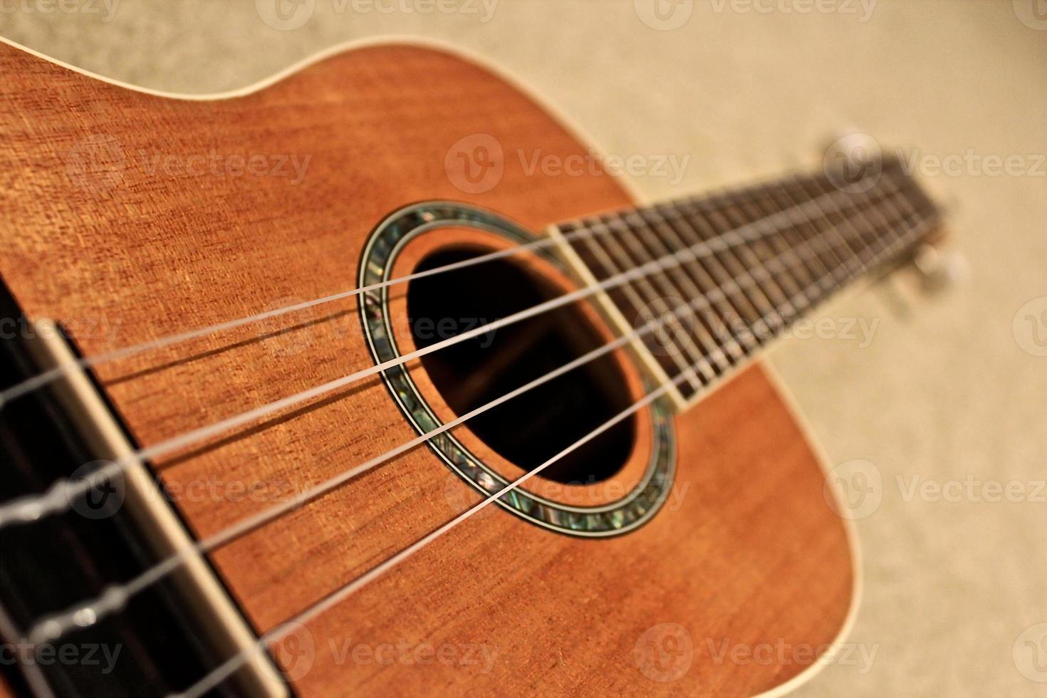 ukulele da concerto foto