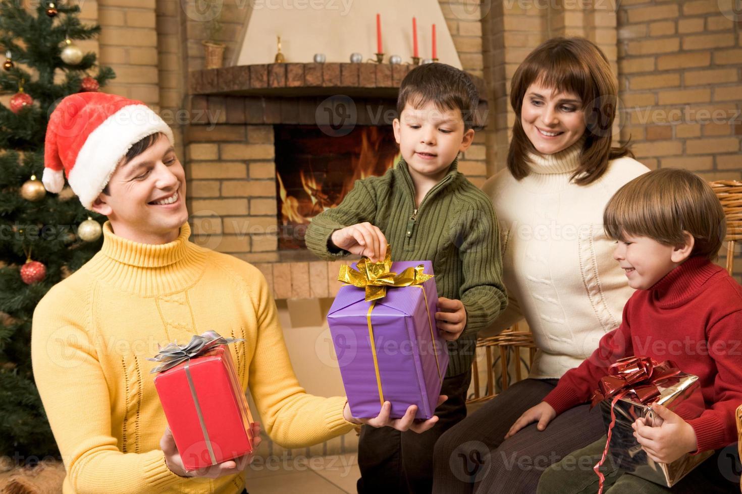 vacanza in famiglia foto