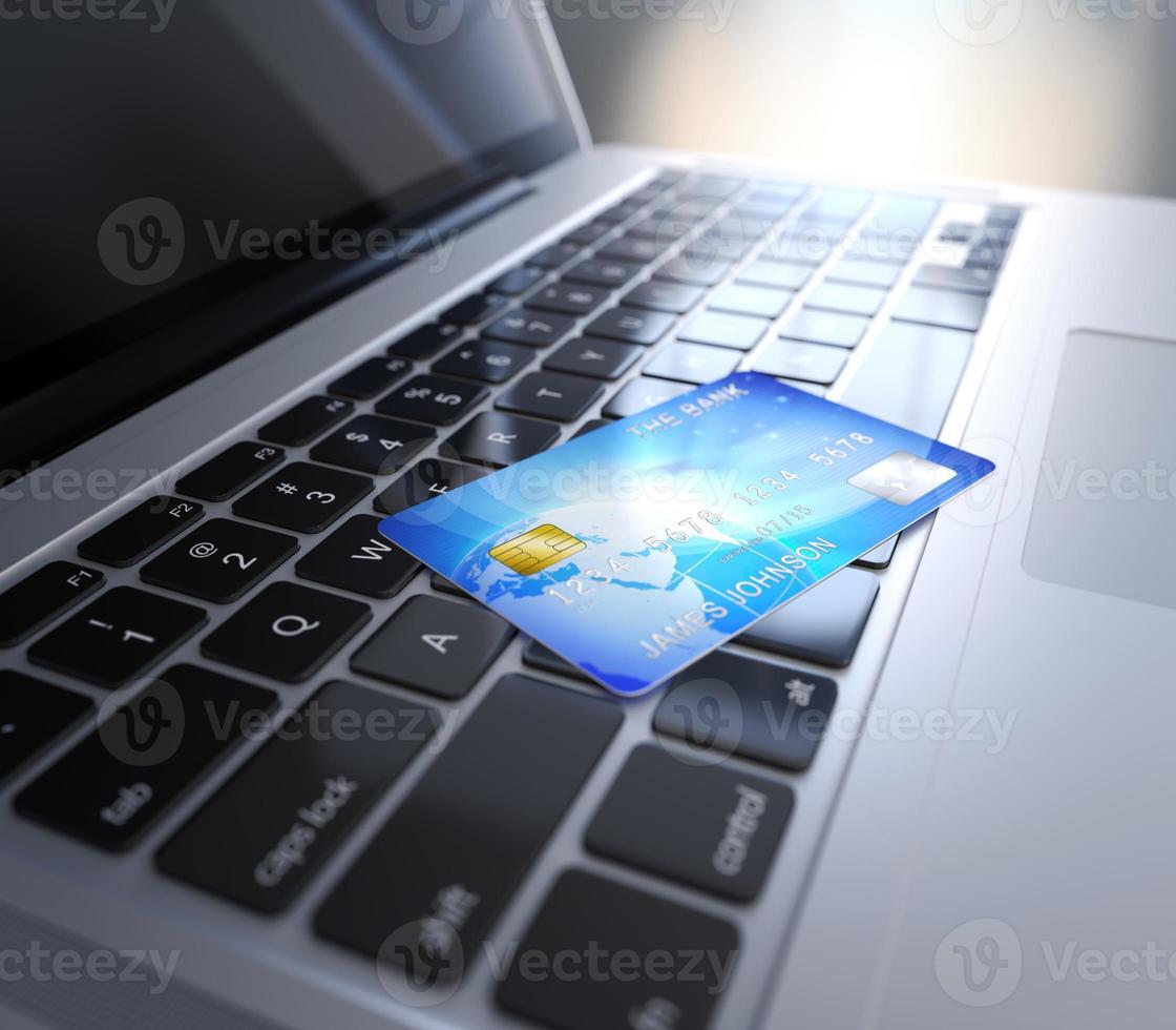 commercio elettronico foto