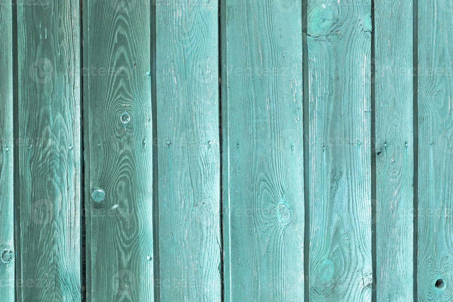 la struttura in legno blu con motivi naturali foto