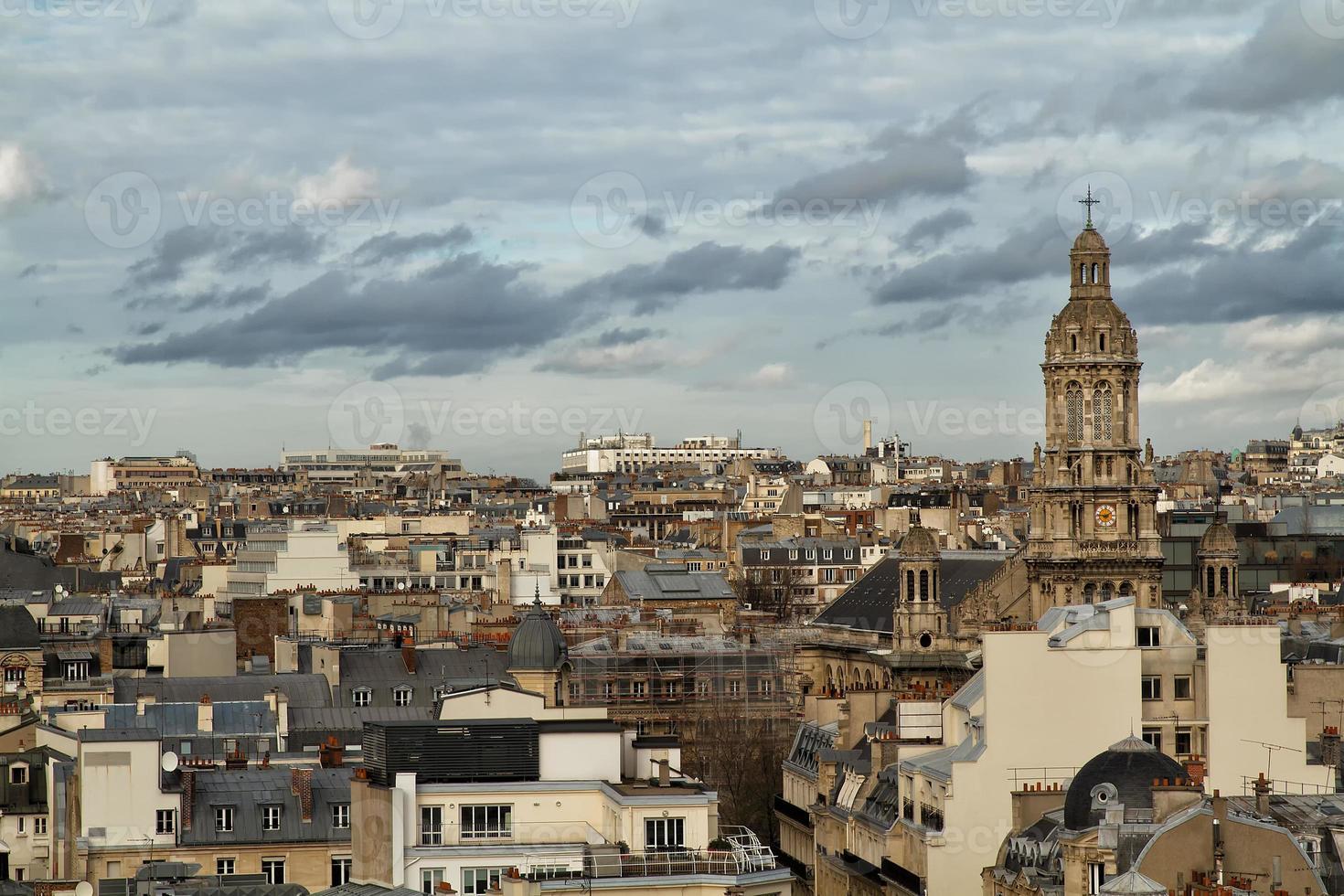 Parigi: città romantica foto