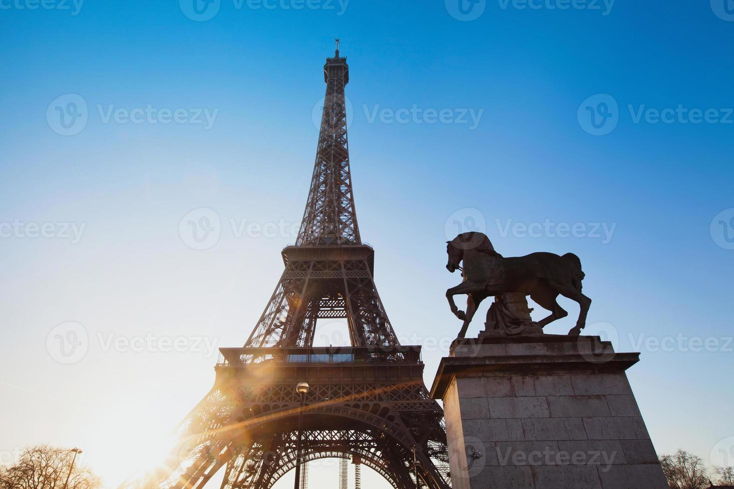 alba a Parigi foto