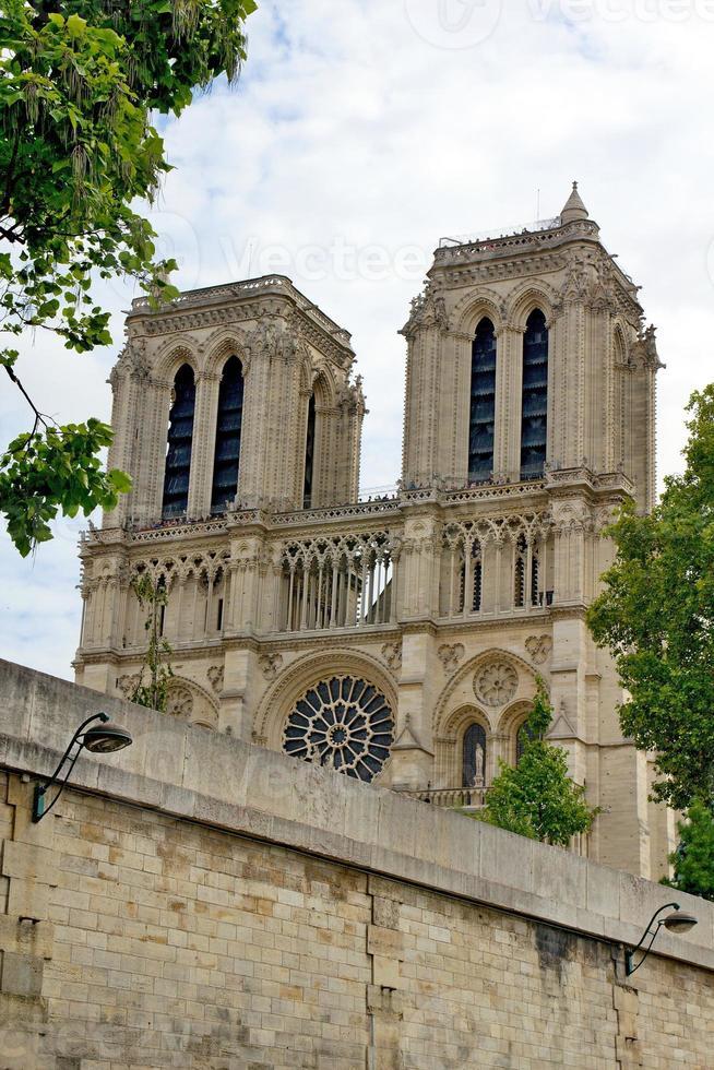 vecchia cattedrale gotica foto