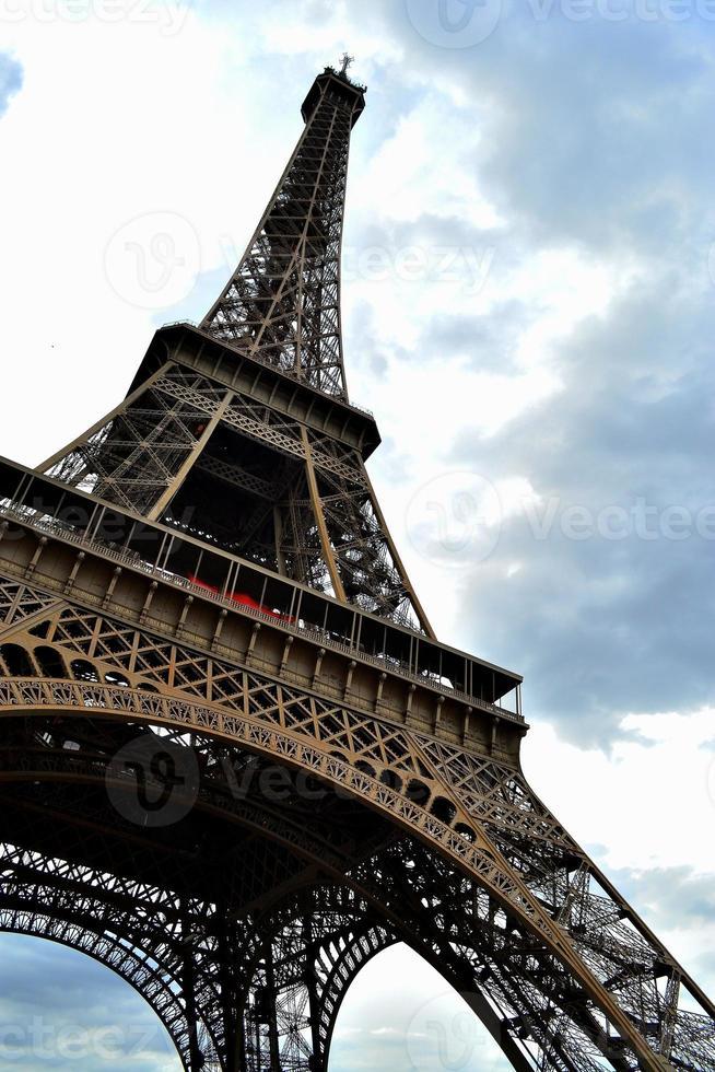 torre eiffel - parigi foto