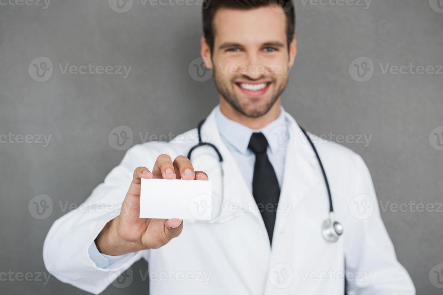 medico di famiglia di fiducia. foto