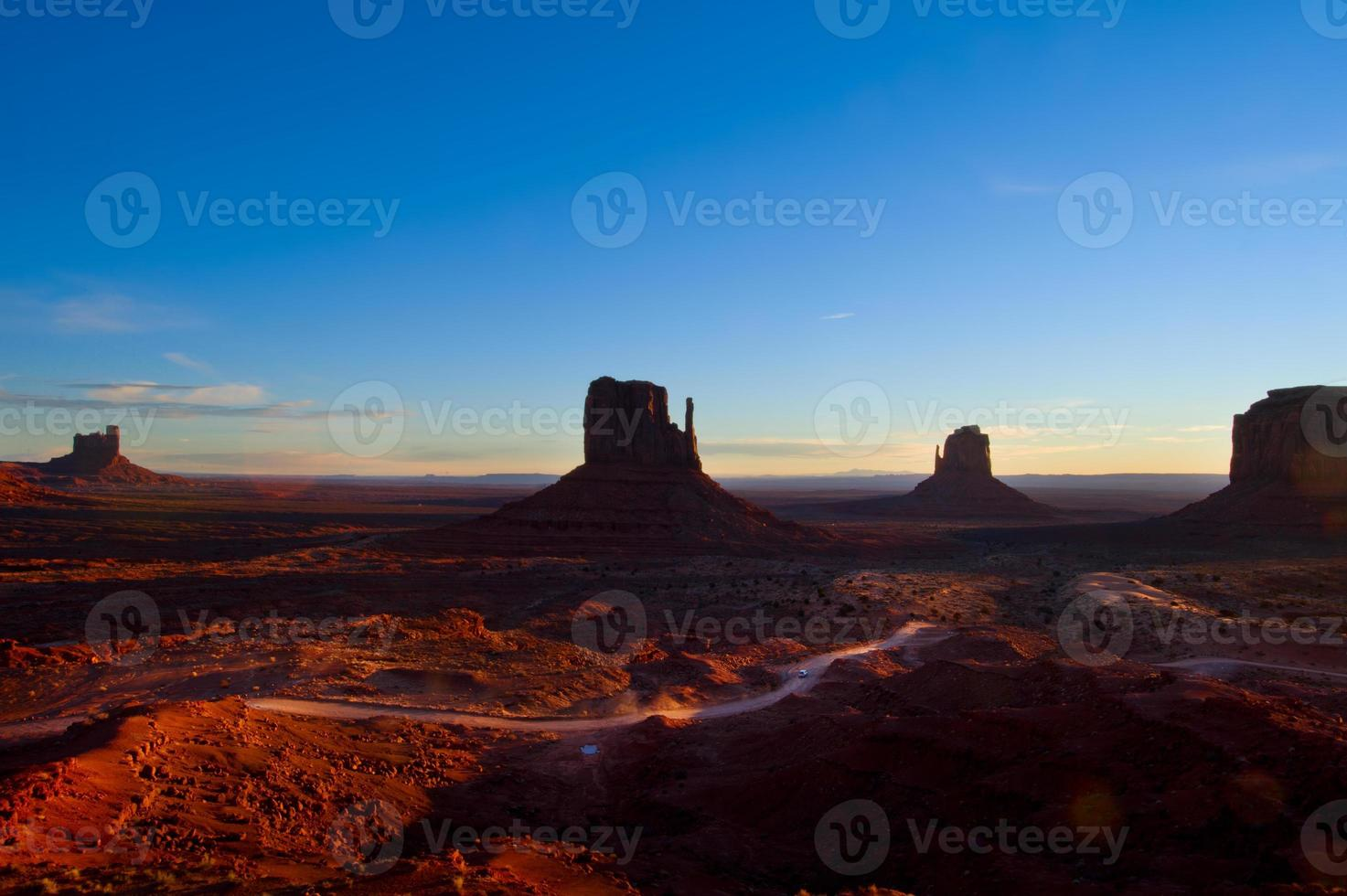 monument valley, foto