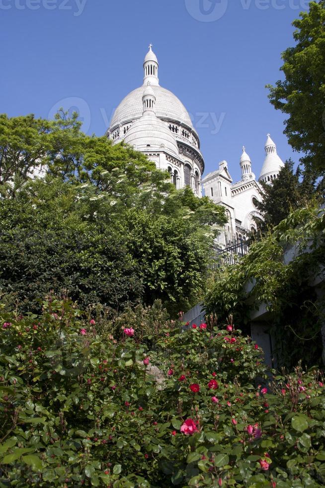 Sacre Coeur a Parigi foto
