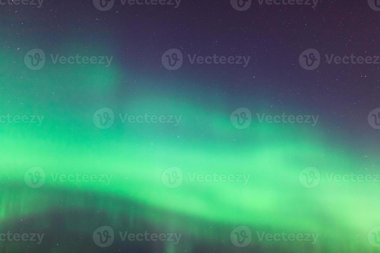 fondo del cielo dell'aurora boreale foto