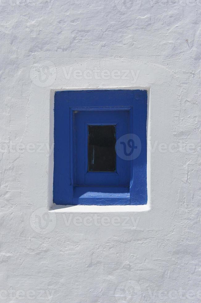 finestra greca foto