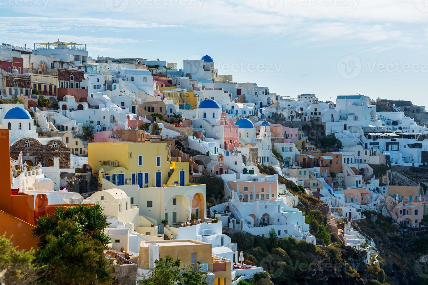 Santorini, Grecia foto
