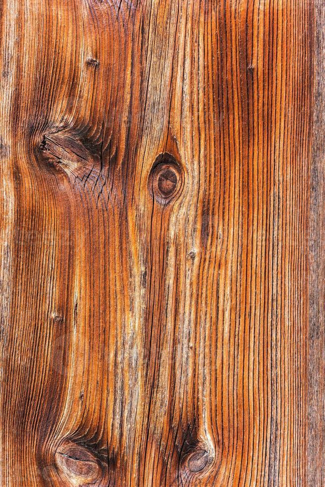 vecchio fondo di superficie della plancia di legno foto