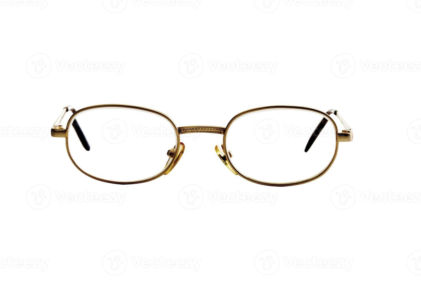 occhiali, primo piano foto