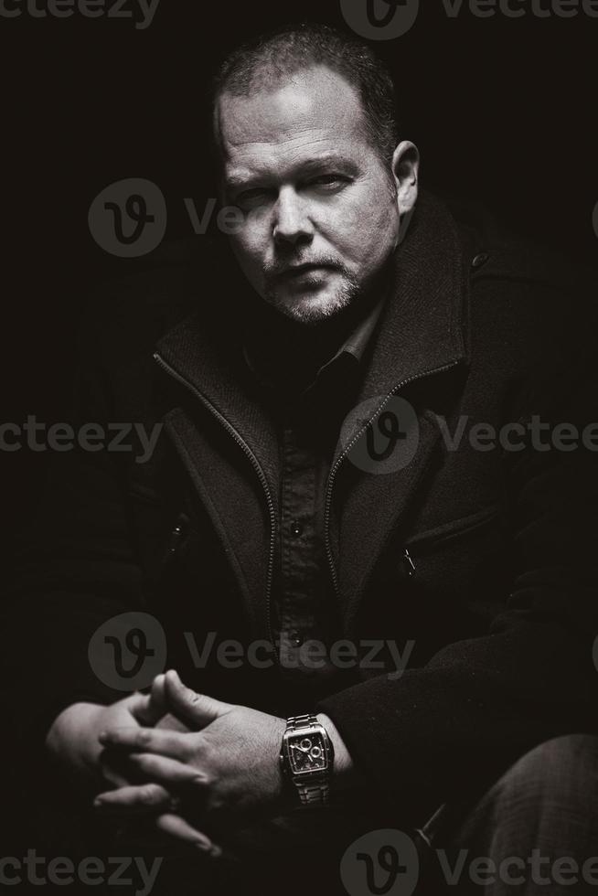 mafioso al buio foto
